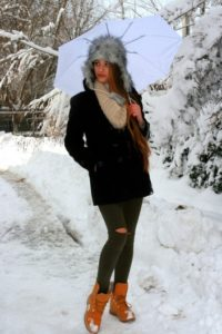 Winter Outfit Ideas to Cover the Week jacket