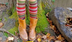Winter Outfit Ideas to Cover the Week sock