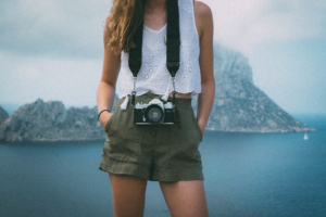How To Look Cool On Your Next Roadtrip: 10 Outfit Ideas shorts