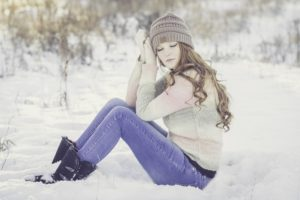 Winter Outfit Ideas to Cover the Week pose