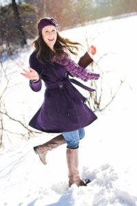 Winter Outfit Ideas to Cover the Week dancing