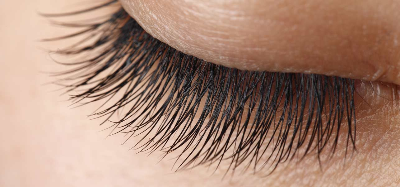 Lashes that are thick and full