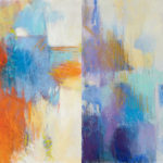 Using techniques in Abstract Painting