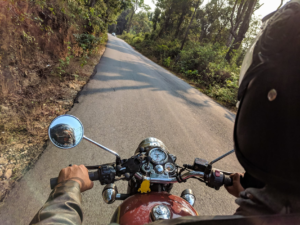 How to Have an Absolutely Amazing Motorcycle Road Trip handle bars