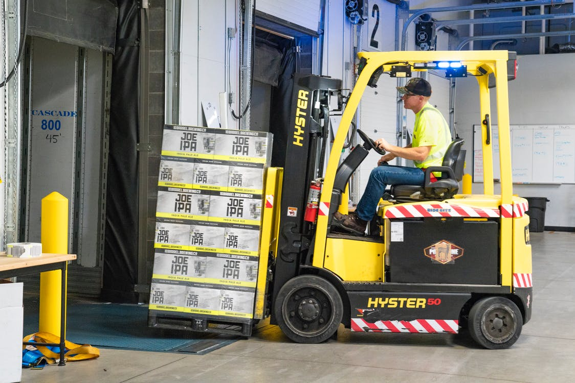 Things To Consider When Buying Used Electric Forklifts for Sale