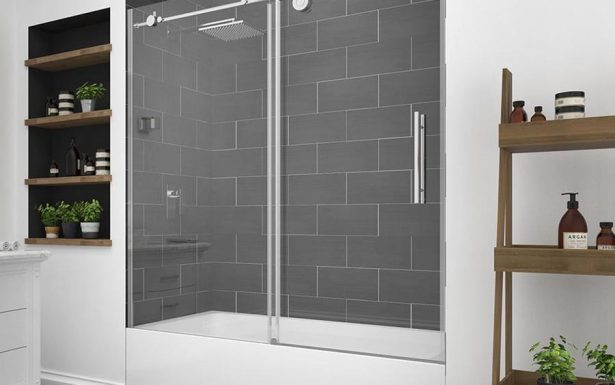 Which Is Better, Shower Curtain Or Glass Door?