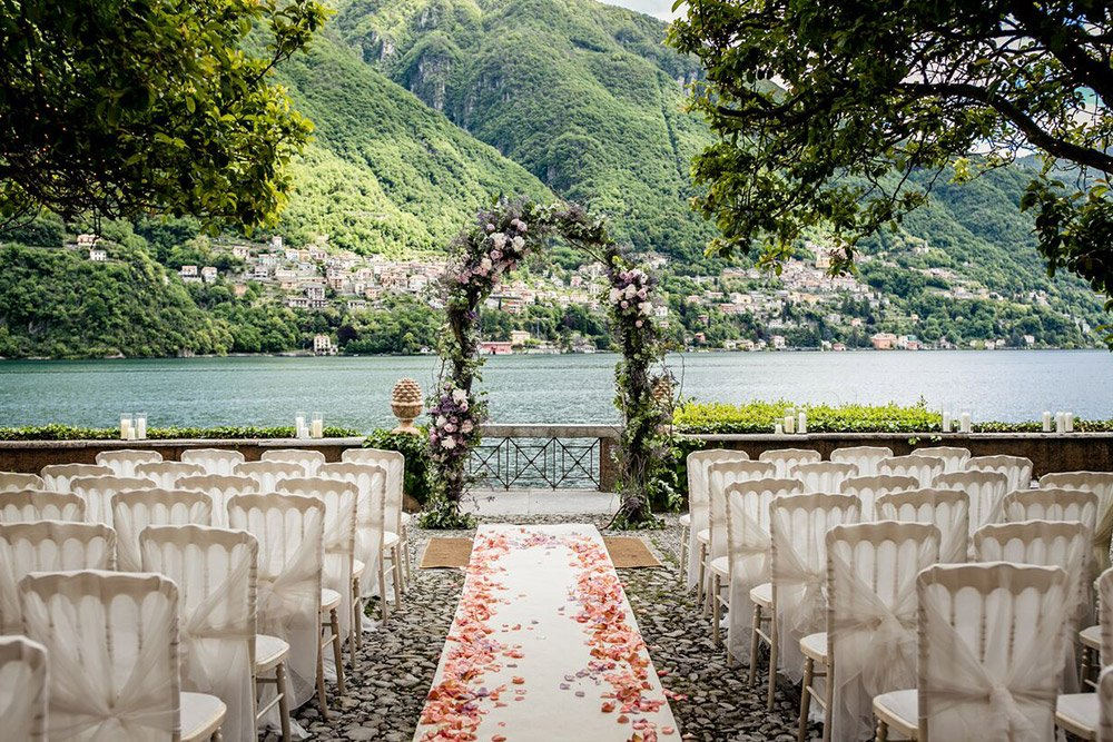5 Celebrity Hot Spots For Italy Destination Weddings