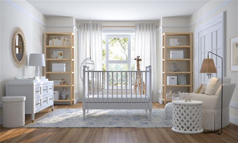 Baby nursery products: essential items you need and things you shouldn't buy