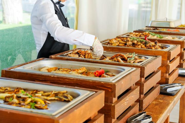 Wedding Buffet Catering 1
