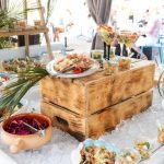 An overview at the Usefulness of Buffet Services at Weddings