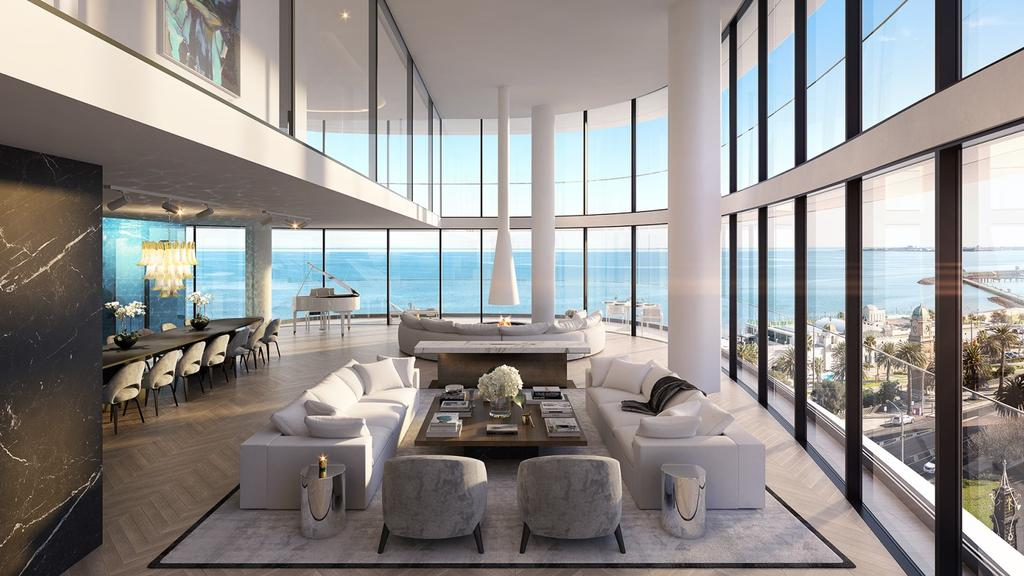 Penthouses: Does the High Life Make for Great Returns?