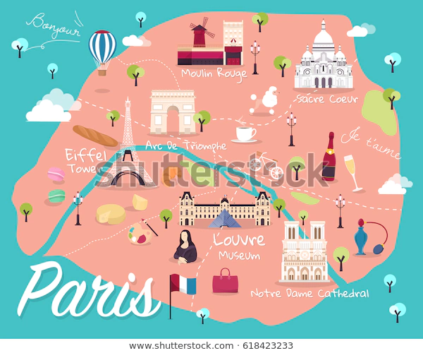 The 8 Most Beautiful Places in Paris