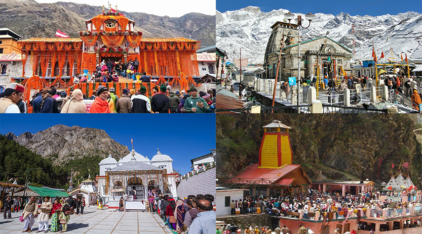 Best Time and Places to Visit on Chardham Yatra