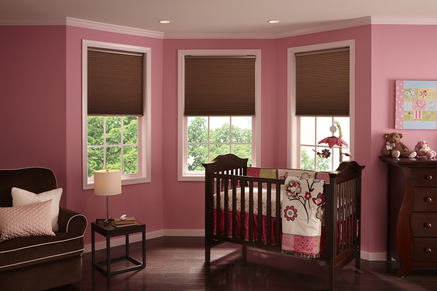 Image result for Motorized Blackout Shades Safety of Your Family