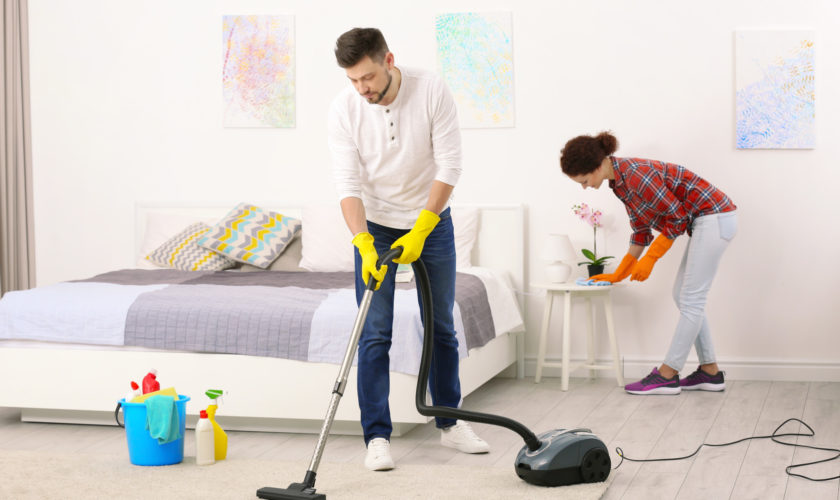 Ultimate Bedroom Cleaning Checklist: Don't Forget These Items!