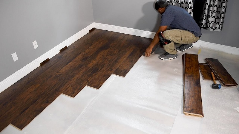 How Much Does it Cost to Install New Flooring?