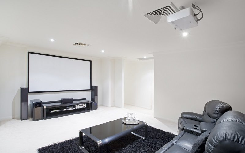 The Complete Guide on How to Build a Home Theater