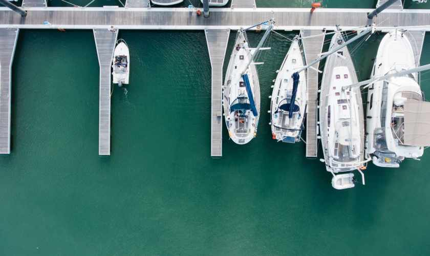 How to Charter a Yacht for the First Time