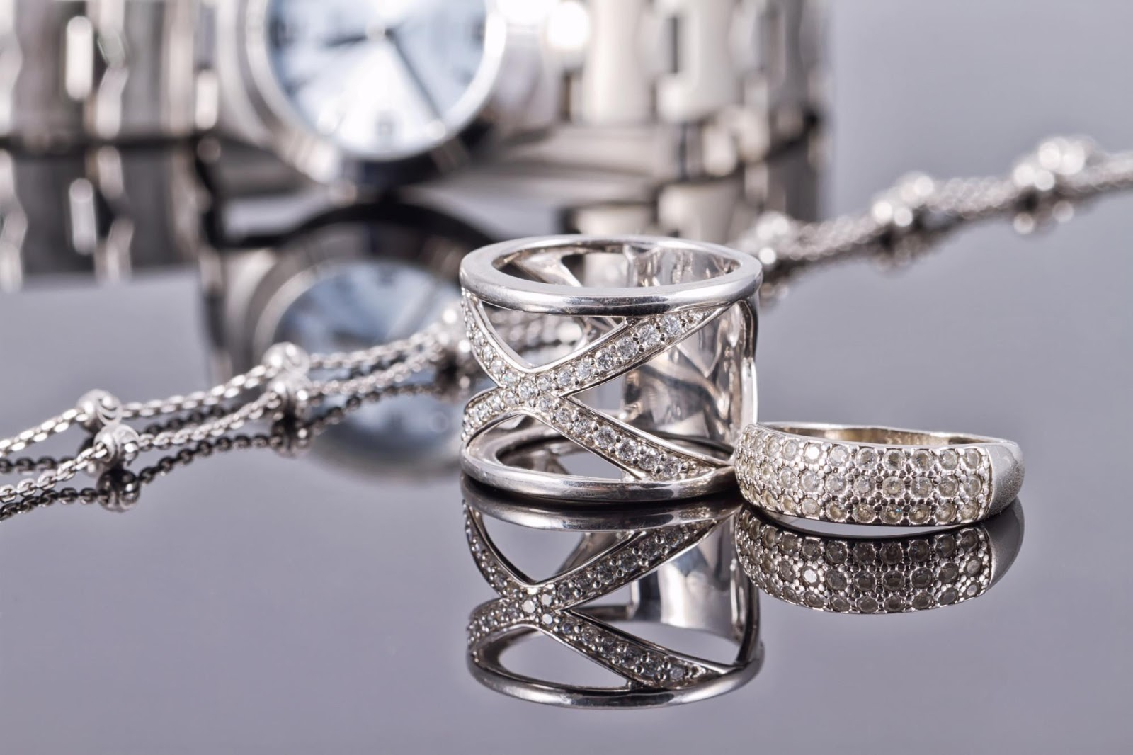 This Is How to Clean Sterling Silver Jewelry