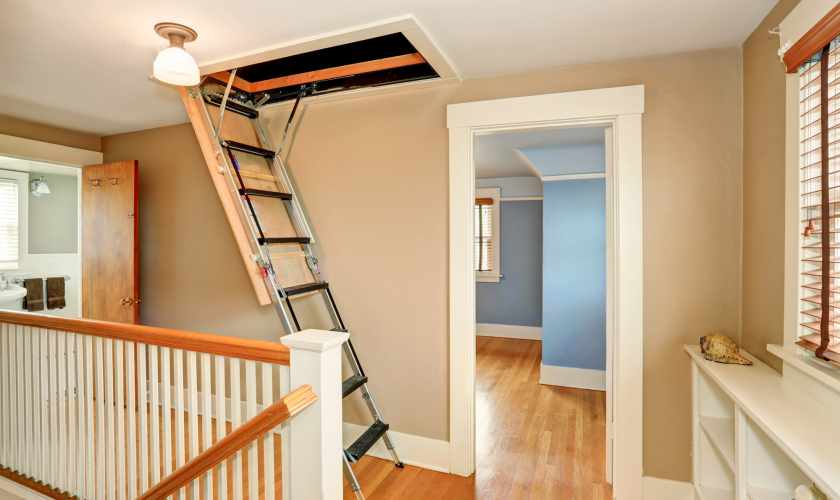Make Your Home More Functional With These 7 Attic Organization Ideas