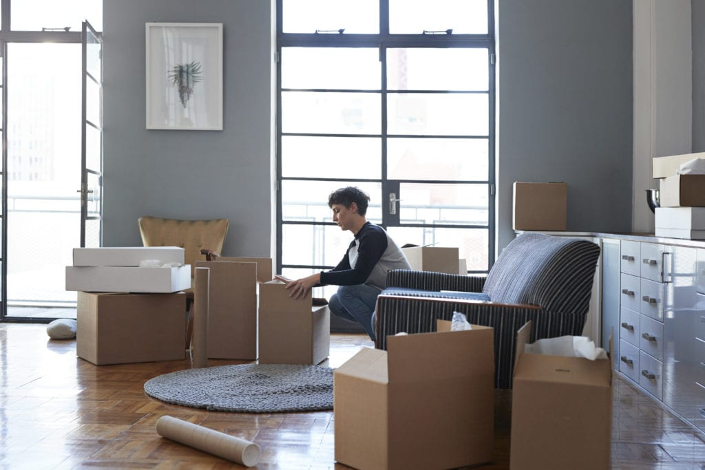 Top Packing Tips When You Move Out Of State