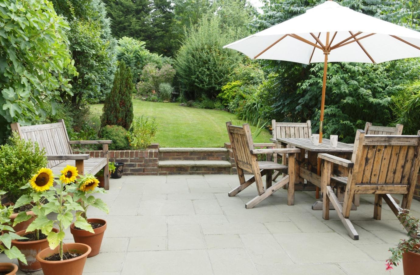 Backyard Improvements