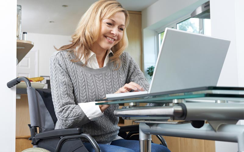 Tech Support: 3 Ways That Tech Helps Disabled People