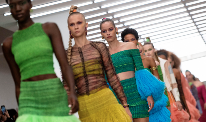The Journey to The Top of London Fashion Week