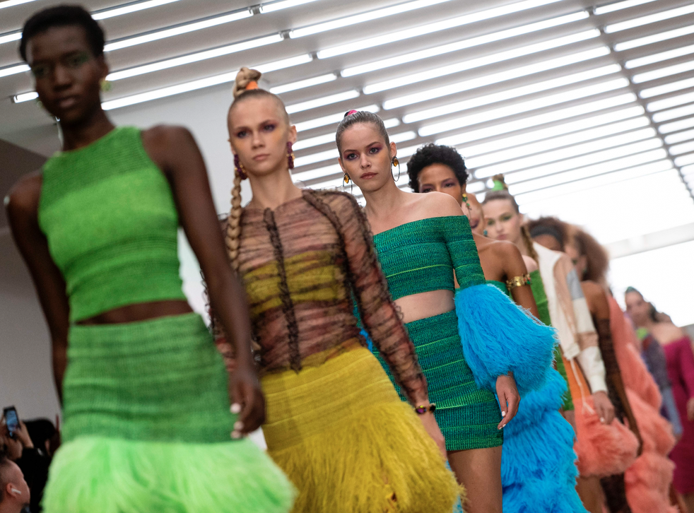 The Journey to London Fashion Week