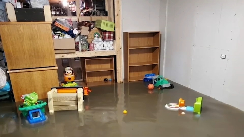 Chicago home floods what to do?